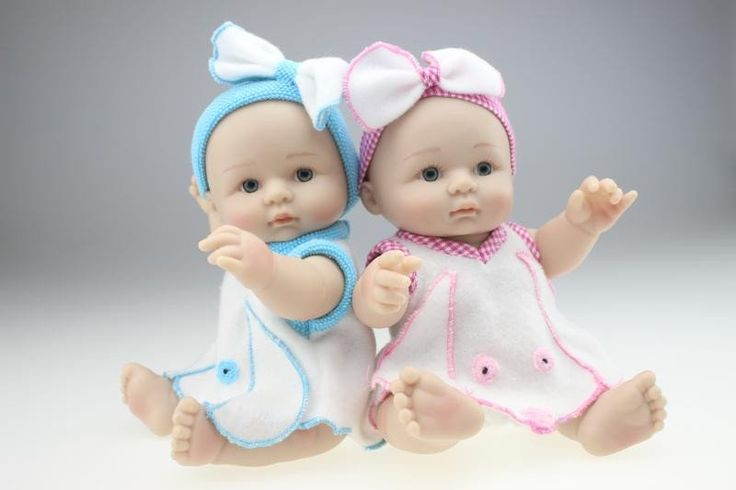 Great value Realistic Baby Dolls Reborn Silicone Newborn Baby Dolls Reborn Doll