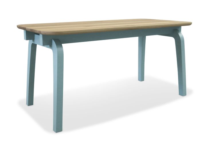 legs collection   TOM FRENCKEN   table with French oak top.
