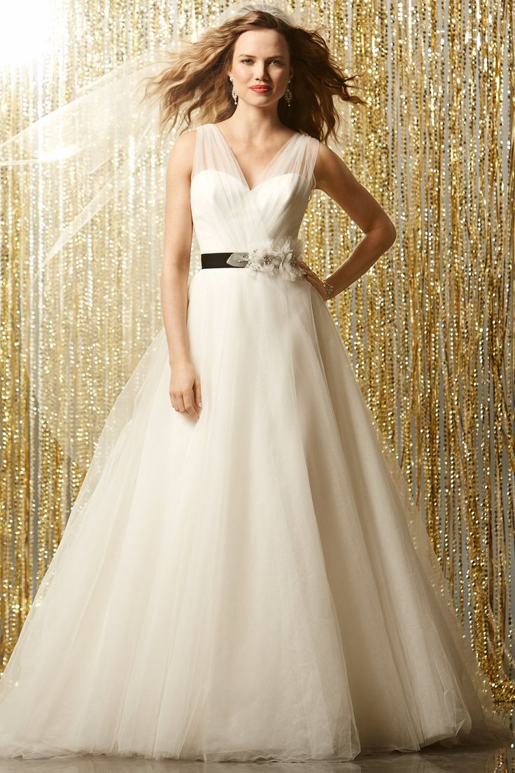 62 best wedding dresses images on pinterest the knot wedding wtoo brides phoenix gown ombrellifo Image collections
