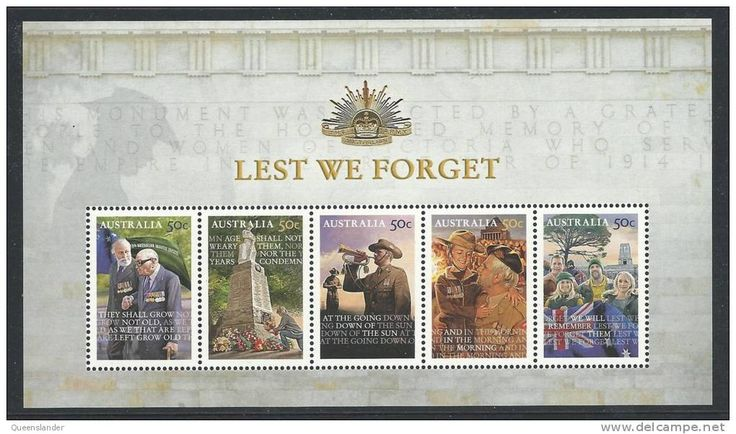 anzac day stamps - Google zoeken
