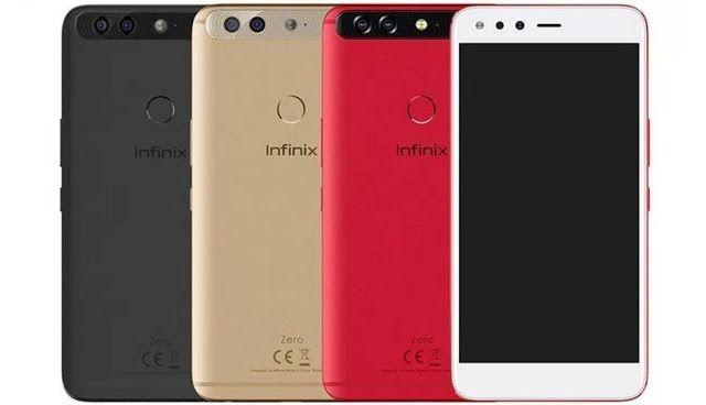 How to update Infinix Zero 5 & Zero pro to Android oreo