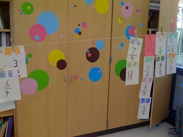 Fraction Number Line | SCCLC ROOM 24: THIRD AND FOURTH GRADE
