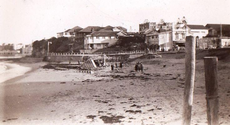 North Cronulla, late 1940s.