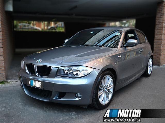 BMW 116 2012 autos usados - AMOTOR - aviso:5510