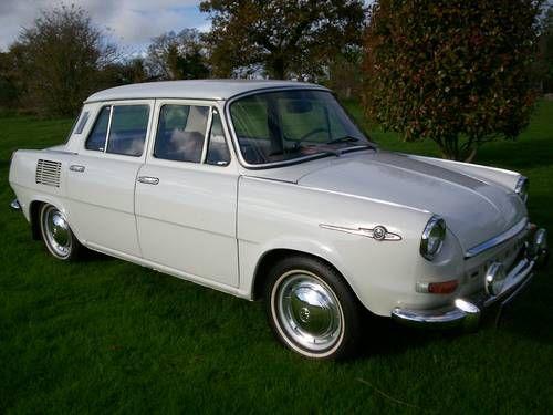 Skoda 1000MB  (1966)