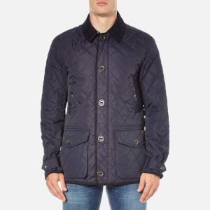 Polo Ralph Lauren Men's Car Coat - College Navy: Image 1