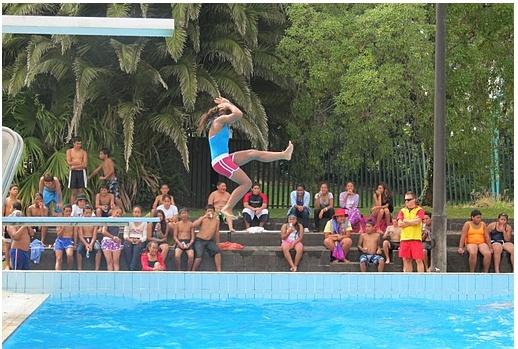 Swimmarama pools
