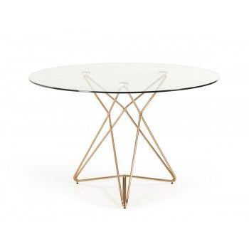 1000 Ideas About Glass Round Dining Table On Pinterest