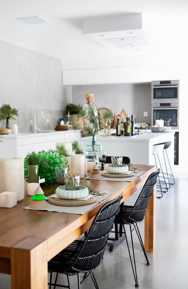 Norwegian kitchen brand, Sigdal Kjøkken.  Design by Nina Therese Oppedal Located in  Kråkerøy, Fredriktad.