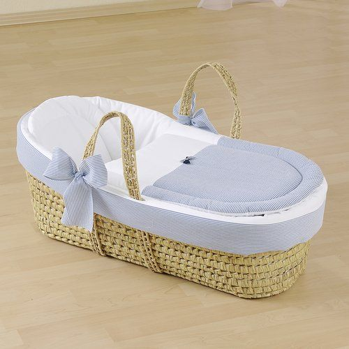 Classic Bassinet Leipold Moses Basket Comfort Mattress Soft