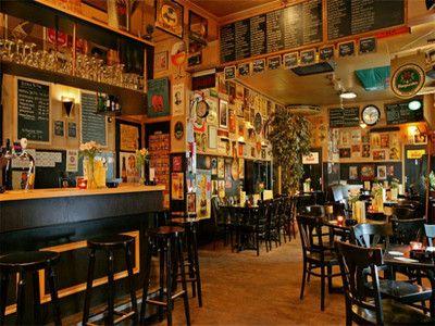 Kandinsky - Uitgaan Tilburg - Bar, Bruin Café