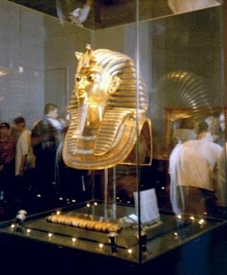 Tutankhamon, Kairo, Egypt (photo AN)