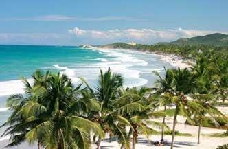 Playa el Agua - Isla Margarita/ Acá estaba ubicado nuestro Hotel, HESPERIA PLAYA EL AGUA =)