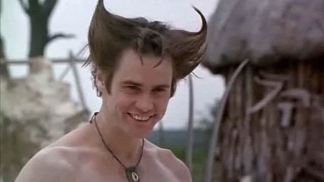 Ace Ventura When Nature Calls(1995)Drinking Game - Admit One Drinking Games