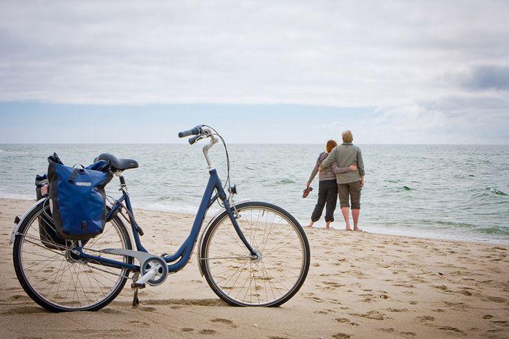 Eine Nord-Süd-Tour entlang der stillgelegten Inselbahntrasse ist ein MUSS für jeden Radfahrer