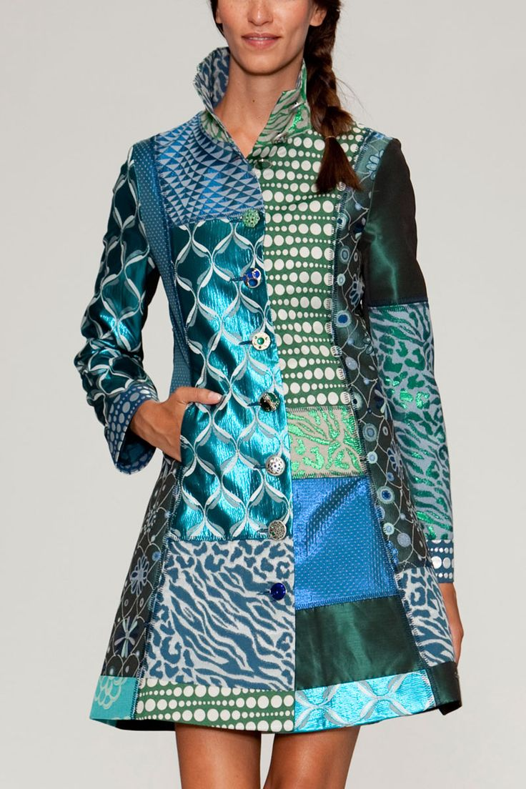 Desigual. Maybe when @gracia fraile fraile fraile Gomez-Cortazar McDonald is a fashion designer, she'll make something like this for me for a cheaper price :)