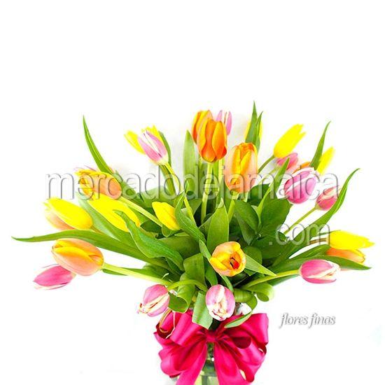 Florerias df Tulipanes Chic Star !| Envia Flores