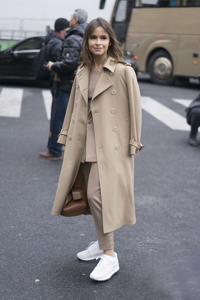 Paris Fashion Week Street Style Fall 2016 | POPSUGAR Fashion
