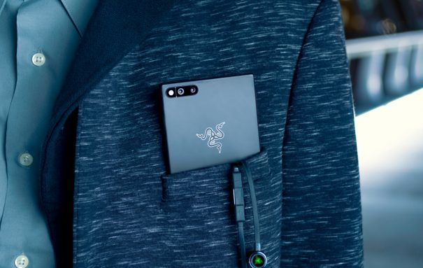 Razer Phone detailed for release : 120Hz in full effect Today Razer revealed their Phone  called the Razer Phone fully equipped to take on the competition with gaming-friendly specs aplenty. This device works with a 5.7-inch 2K display  thats 1440p  complete with a variable refresh rate not unlike the current newest iPad Pro. Theyre calling this their 120Hz Ultramotion Display and its truly the differentiator between this  Continue reading #pokemon #pokemongo #nintendo #niantic #lol #gaming…