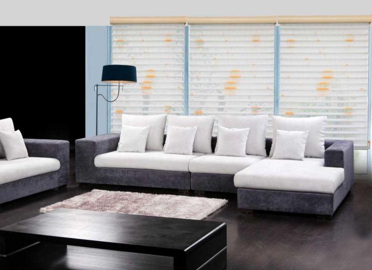 Рулонные шторы «Зебра» #window #blinds #interior #шторы #жалюзи #рулонныежалюзи #декорокна