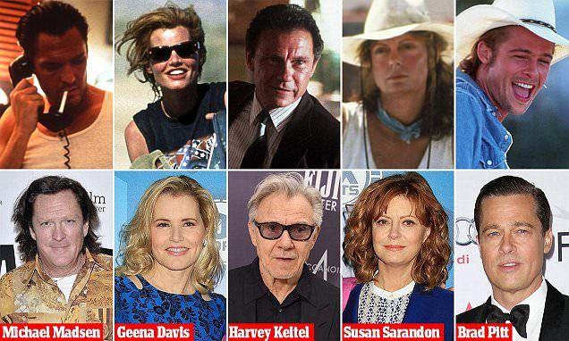 It has been 25 years since Susan Sarandon and Geena Davis threw themselves off a cliff as Thelma and Louise in the 1991 cult classic directed by Ridley Scott. But where are the cast now?
