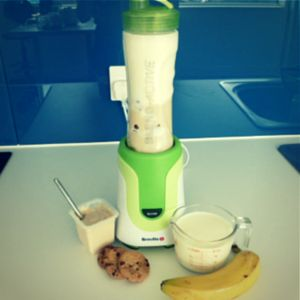 Blend-Active Banoffee smoothie recipe http://www.turnonyourcreativity.com/recipes/blend-active-kids-banoffee-smoothie