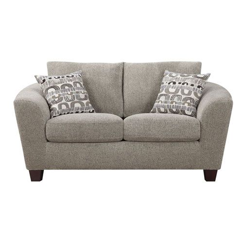Urbana Loveseat w/2 Pillows
