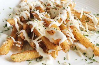 Truffle Mayo Garlic Aioli for French Fries Recipe on Food52 recipe on Food52