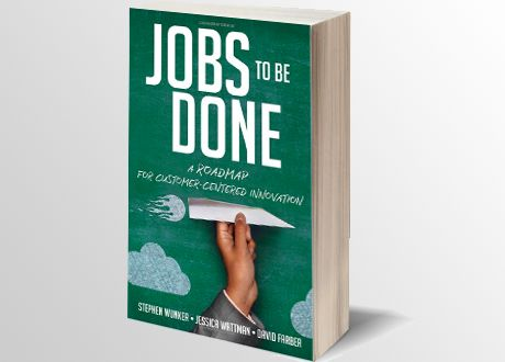 Jobs to be Done: A Roadmap for Customer-Centered Innovation http://www.innovationmanagement.se/2016/11/10/jobs-to-be-done-a-roadmap-for-customer-centered-innovation/