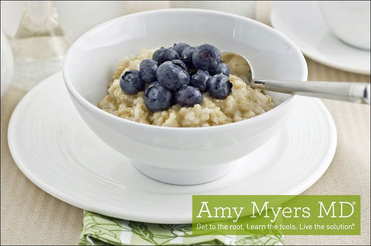 This warm Blueberry Coconut Porridge is easy to prepare and makes enough breakfast to last you a whole week.