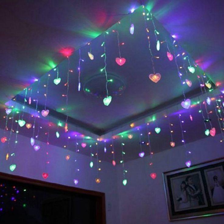 светящиеся картинки на потолок