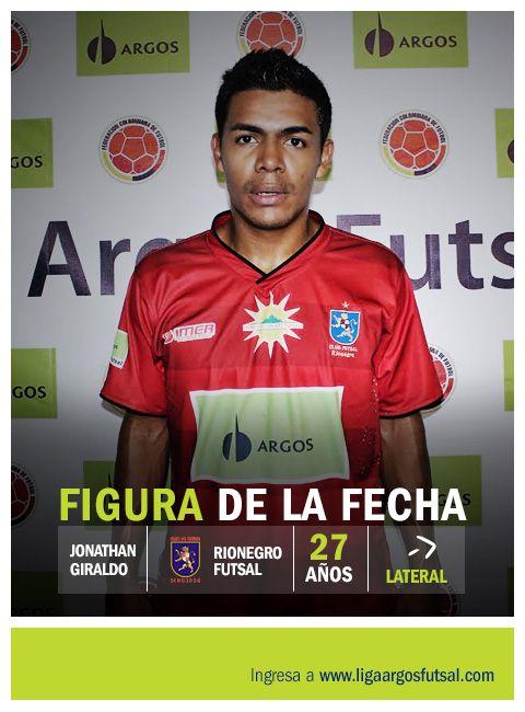 Figura de la séptima fecha. #FútbolRevolucionado