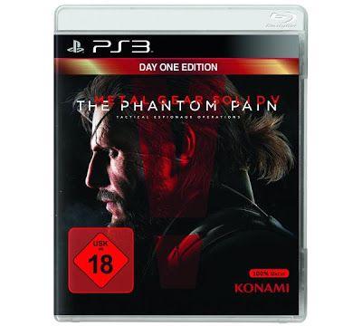 Makai Cabik: Metal Gear Solid 5: The Phantom Pain (PS3)