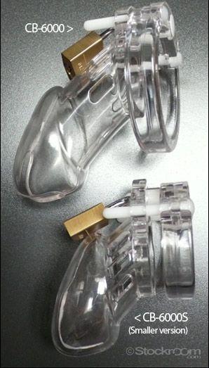 CB-6000 Male Chastity Kits - Male chastity