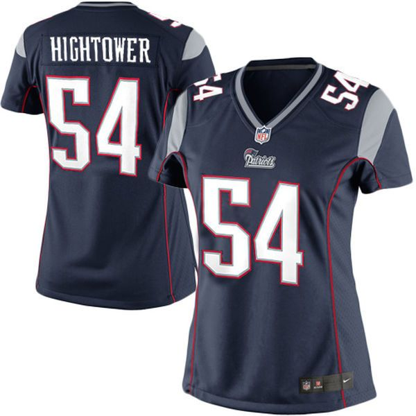 04a564cc123 ... Donta Hightower New England Patriots Nike Womens Limited Jersey - Navy  Blue - 149.99 ...