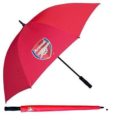 Official #football team gift  #arsenal f.c. golf umbrella #single canopy,  View more on the LINK: http://www.zeppy.io/product/gb/2/221982251013/