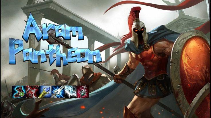 Pantheon ARAM - Ultimate Bravery