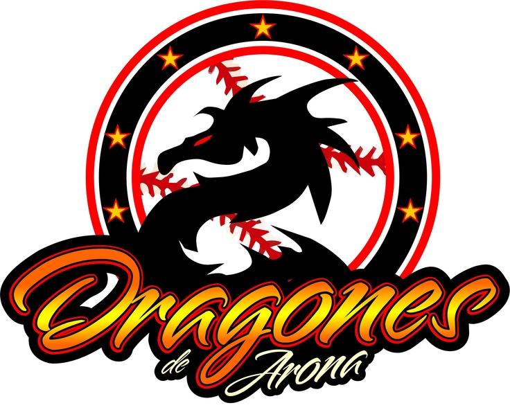 Logo Club de Beisbol Dragones de Arona    *propuesta*