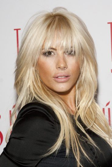 Love the blonde! My new cut and color inspiration.