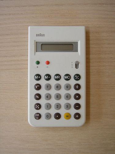 Braun ET55 by alphanumeric., via Flickr