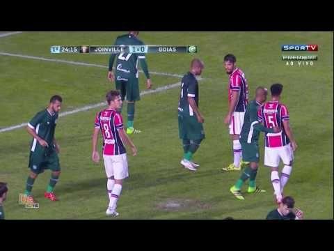 Joinville vs Goias Esporte Clube - http://www.footballreplay.net/football/2016/07/20/joinville-vs-goias-esporte-clube/