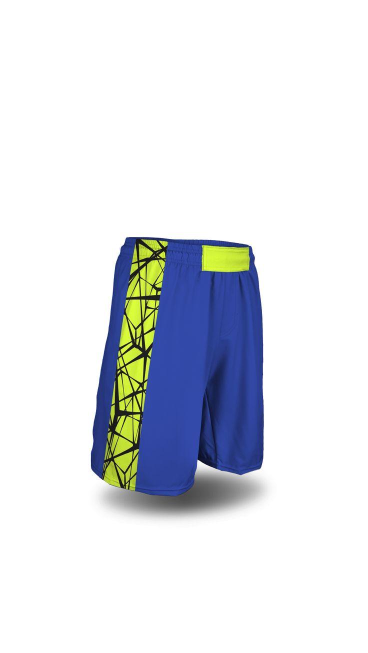 217-SUB Men's Fight Shorts