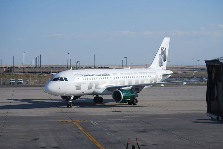 Frontier Airlines Fleet Airbus A319 100 Details And Pictures