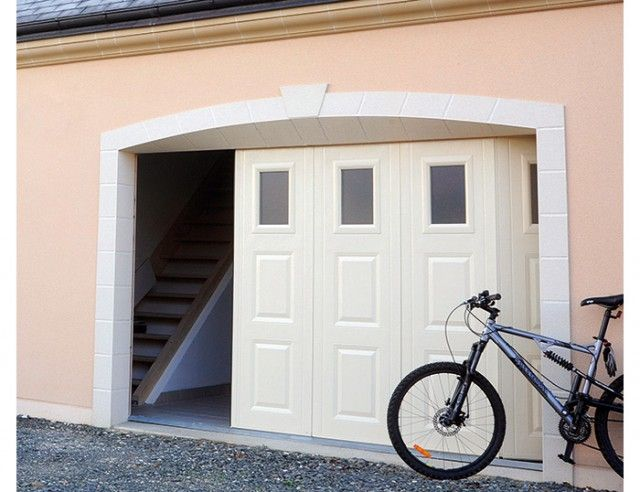 Best 25 porte de garage sectionnelle ideas on pinterest portes ext rieures - Porte garage castorama ...