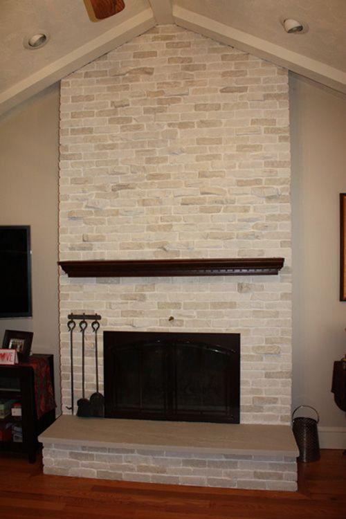 1000+ ideas about Brick Fireplace Makeover on Pinterest   Brick ...