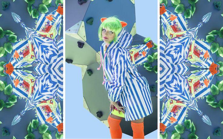 Wardrobe: Maia Lillford Model: Sade Szwedyc Savage Photography: JosephineM Photography