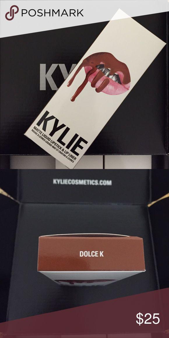 Dolce K Kylie Jenner lip kit New Kylie Cosmetics Makeup Lipstick