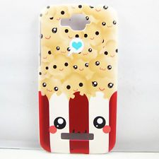 New Cute Cartoon Baby face pattern HARD CASE COVER FOR Alcatel One Touch Pop C7