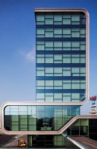 Architect Day: Benthem Crouwel Architects