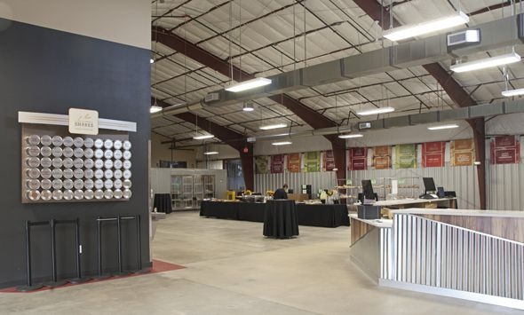 VFLA, Archiecture, community, Loveland, CO, food bank, renovation, warehouse, pre-engineered, metal building, food storage